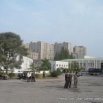 Random image: 2010/10/13 - Pyongyang Apartments