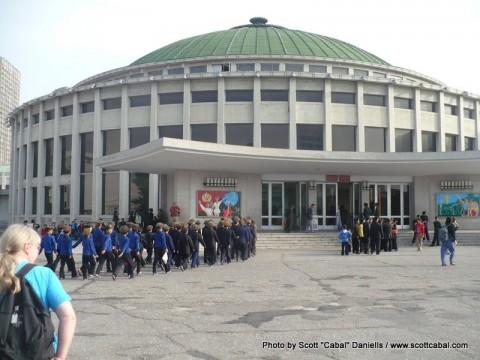 Pyongyang Military Circus