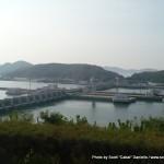 Random image: 2010/10/14 - West Sea Barrage