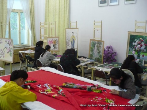 Pyongyang Embroidery Institute