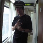 Random image: 2010/10/17 - On the train
