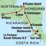 Random image: 2011/11/07 - Central America route