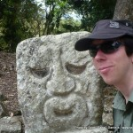 Random image: 2012/01/31 - Me and a Monkey statue