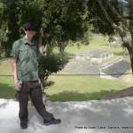 Random image: 2012/01/31 - Me at Copan Ruins