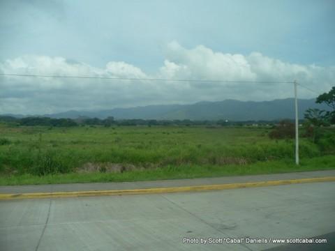 Honduran scenery