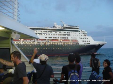 Bah cruise ships