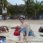Random image: 2012/02/03 - Relaxing on Roatan Island