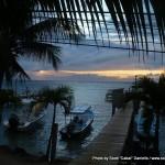 Random image: 2012/02/03 - The Caribbean as seen from Roatan