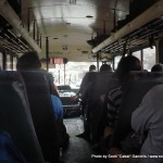 Random image: 2012/02/05 - On the chicken bus