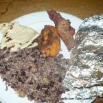 Random image: 2012/02/08 - BBQ dinner
