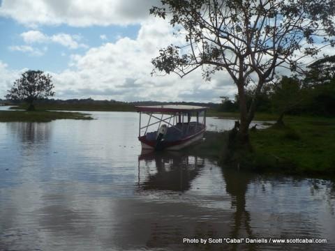 Cano Negro National Park