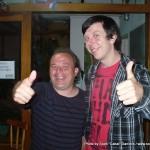 Random image: 2012/02/14 - Me and Guido