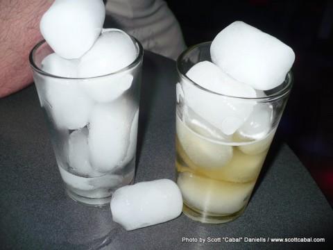 Ice overload