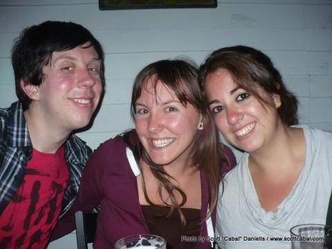 Me, Mena and Kelly