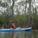 Random image: 2012/02/08 - Kayaking