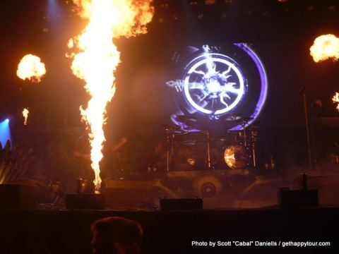 Nightwish Pyro