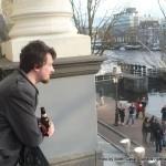 Random image: 2012/04/14 - Ant on the theatre balcony
