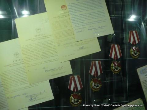 Chernobyl Medals