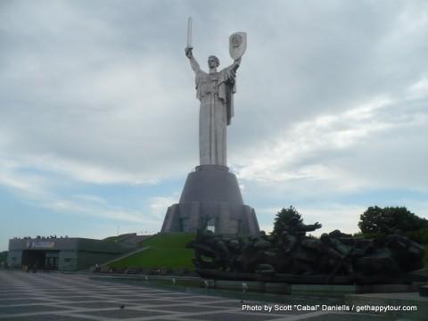 Kiev Motherland Monument