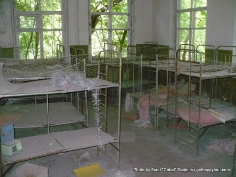 School beds