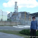 Random image: 2013/06/19 - Me at Reactor number 4