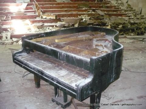 Pripyat Theatre
