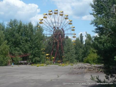 Pripyat Fairground