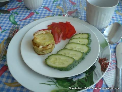 Cucumber... again