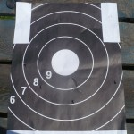 Random image: 2013/06/21 - My AK-47 target
