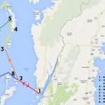 Random image: 2014/03/13 - Myanmar Sailing Map