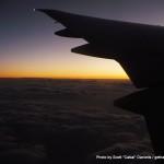 Random image: 2014/02/28 - Sunrise over China