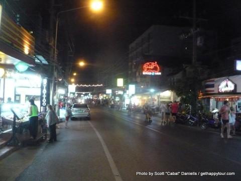 Karon by night