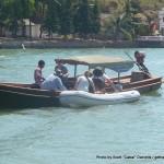 Random image: 2014/03/03 - Transferring to the dinghy