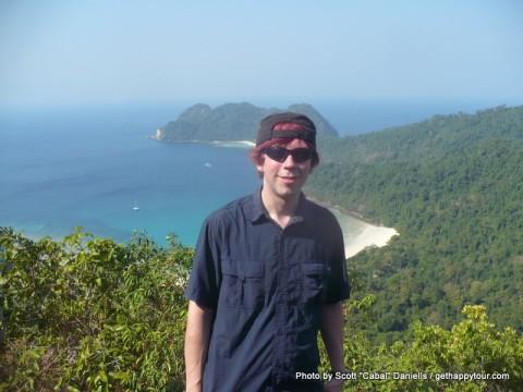 Me in Myanma