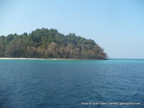 Myauk Ni Island
