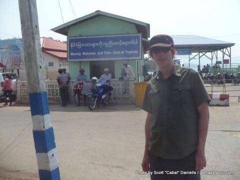 Kawthaung Pier