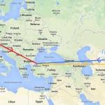 Random image: 2014/08/09 - The entire route