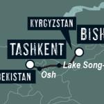 Random image: 2014/08/09 - Central Asia Route