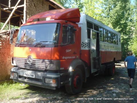 Helena the truck