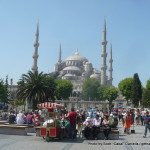 Random image: 2015/05/22 - Blue Mosque of Istanbul
