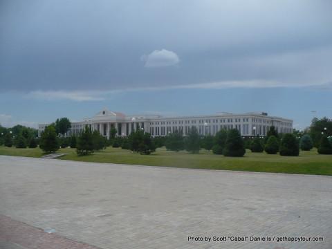 Uzbekistan Senate