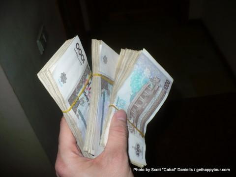 Uzbek Money