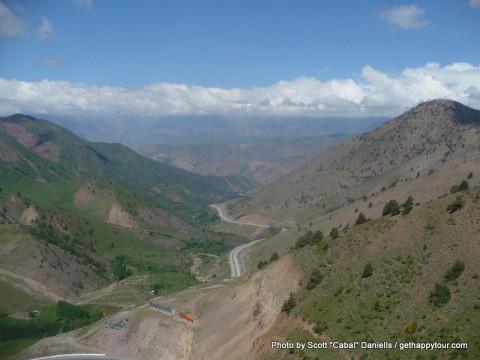 Kamchik Pass