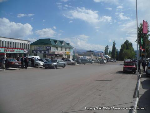 Kochkor town