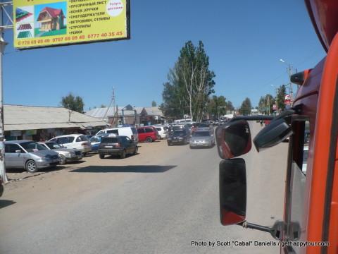 Jeti Oguz Town