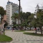 Random image: 2016/01/23 - A plaza in Valparaíso