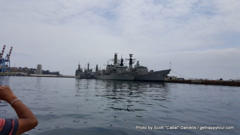 Chilean Navy Ships
