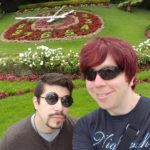 Random image: 2016/01/25 - Me and Steven in Viña del Mar