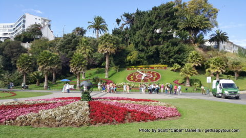 Flower Clock, Viña del Mar