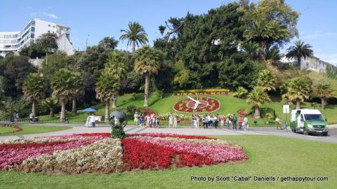 Flower Clock, Viña del Mar